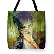 Intervening Hallucination Tote Bag