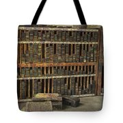 Intervening Years Tote Bag