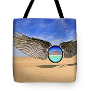 Intervention Tote Bag