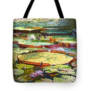 Interwoven Beauty Tote Bag