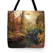 Intimate Autumn Tote Bag