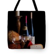 Intimate Evening Tote Bag