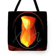 Intimateconjunction Tote Bag