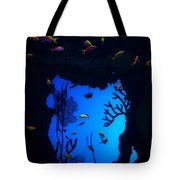 Into Another World Tote Bag