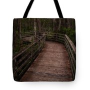 Into Audubon Corkscrew Swamp Sanctuary Tote Bag
