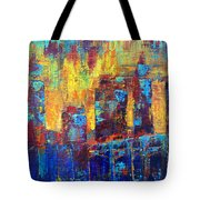 Into Cleveland Tote Bag