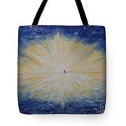 Into Dawn Tote Bag