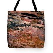 Into Fantasy Landscapes Tote Bag