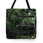 Into Green Tote Bag