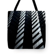 Into Light Tote Bag