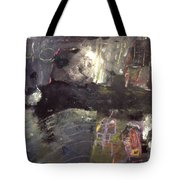 Into The Caves Tote Bag
