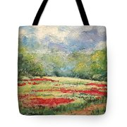 Into The Clover Tote Bag