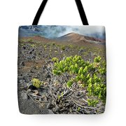 Into The Crater Tote Bag