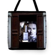 Into The Doorway Tote Bag