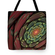 Into The Fantasy Tunnel Tote Bag