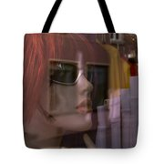 Into The Future Tote Bag