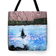 Into The Headland Tote Bag