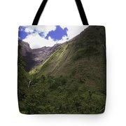 Into The Heart Of Kauai Tote Bag