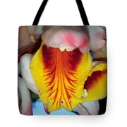 Into The Jaws Too Tote Bag