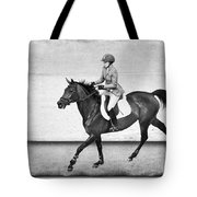 Into The Jump Tote Bag