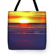 Into The Light Two  Tote Bag