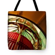 Into The Lighthouse Tote Bag