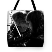 Into The Music Tote Bag
