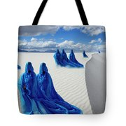 Into The Mystic 12 Tote Bag