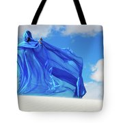 Into The Mystic 28 Tote Bag