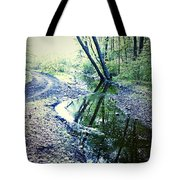 Into The Nothing Tote Bag