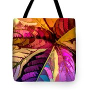 Into The Rainbow Tote Bag