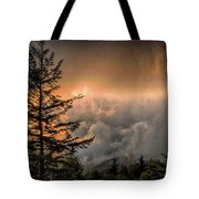Into The Sun Tote Bag