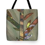 Into The Tall Grass Tote Bag