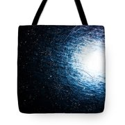 Into The Wormhole  Tote Bag