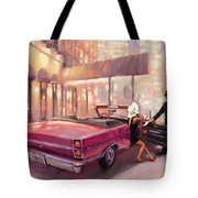 Into You Tote Bag