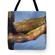 Into Your Hands Tote Bag
