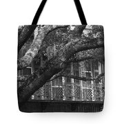 Intricate Design Tote Bag
