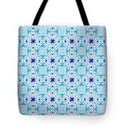 Intricate Geometric Pattern Tote Bag