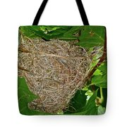 Intricate Nest Tote Bag