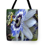 Intricate Passion Tote Bag