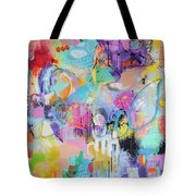 Intuitive 2 Tote Bag