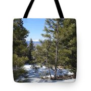 Intuitive Majesty Tote Bag