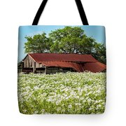 Poppy Invasion In Hillcountry-texas Tote Bag