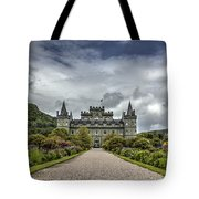 Inveray Castle Tote Bag