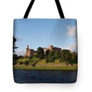 Inverness Castle Tote Bag