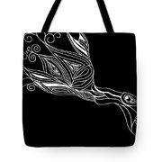 Inverted Bird Tote Bag
