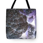 Inverted Cauliflower Tote Bag