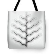 Inverted Coalescence Tote Bag