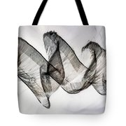 Inverted Reflection Abstract 403 Tote Bag