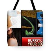 Invigoratex Tote Bag